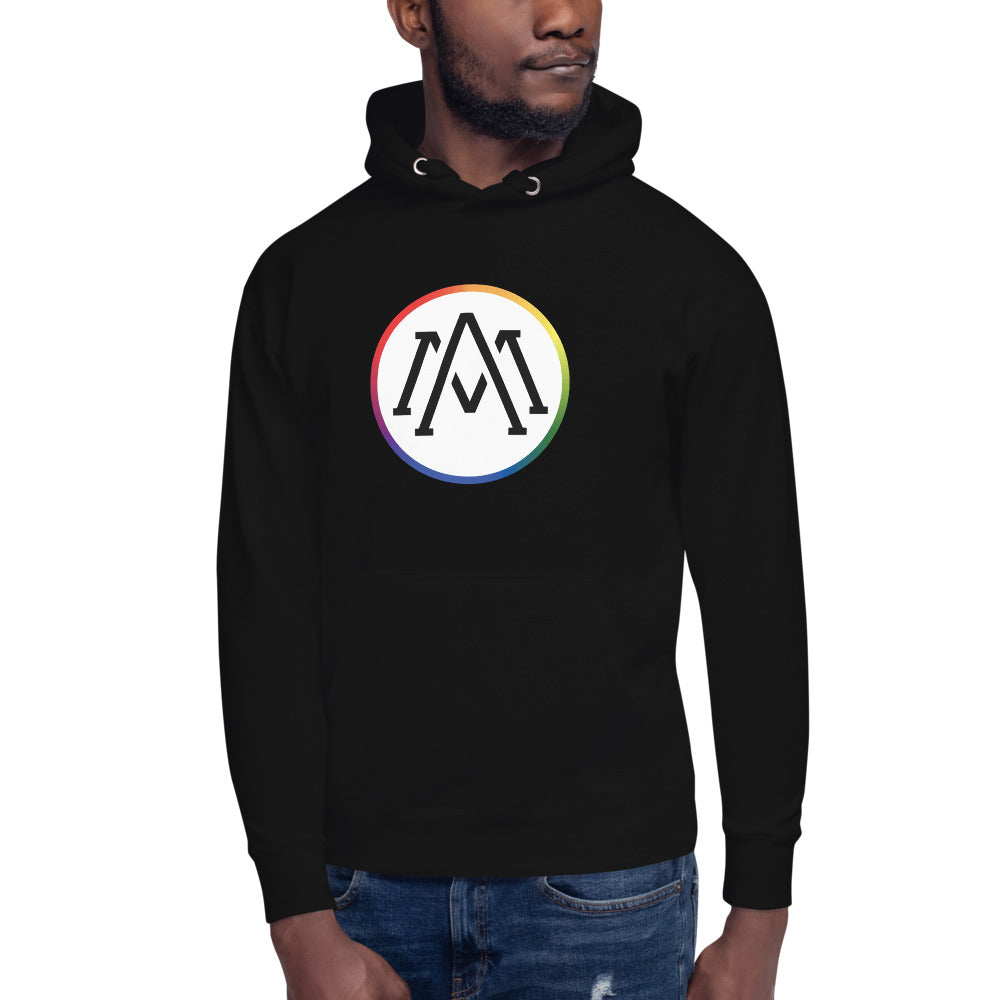 Official White Label Unisex Hoodie