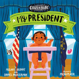 Penguin Random Citizen Baby: My President