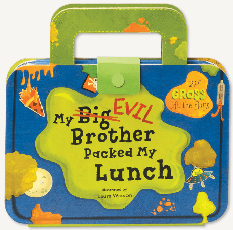 Chronicle My Big Evil Brother Packed My Lunch