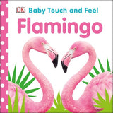 Penguin Random Baby Touch and Feel Flamingo