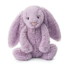 Jellycat Bashful Lilac Bunny ~ Small