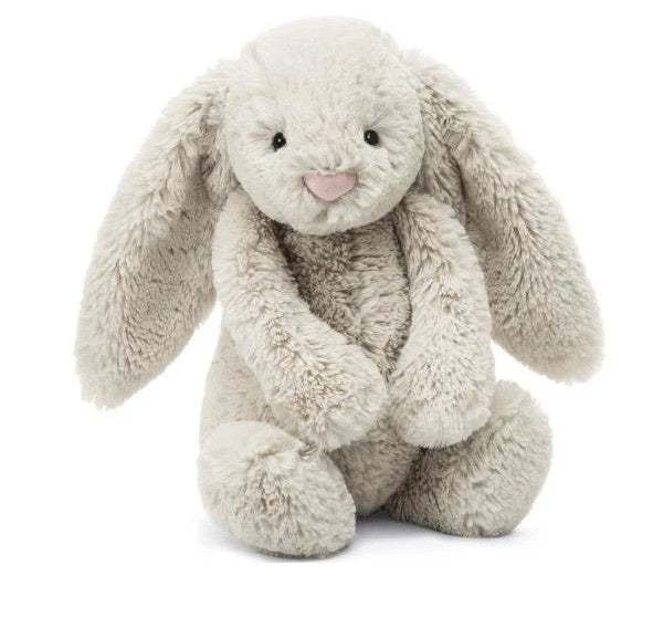 Jellycat Bashful Oatmeal Bunny ~ Medium