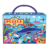 Eeboo sea life 20 pc puzzle