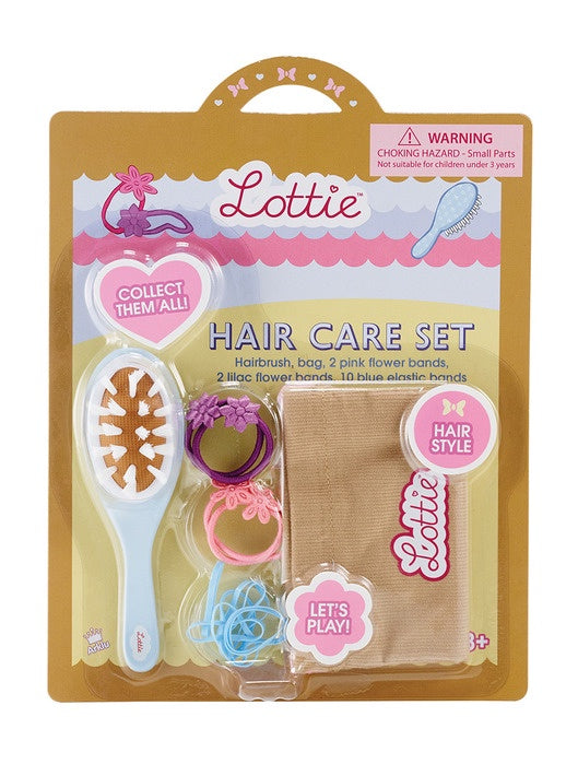 Schylling Lottie Hair Care Kit