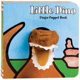 Chronicle Little Dino Finger Puppet Book