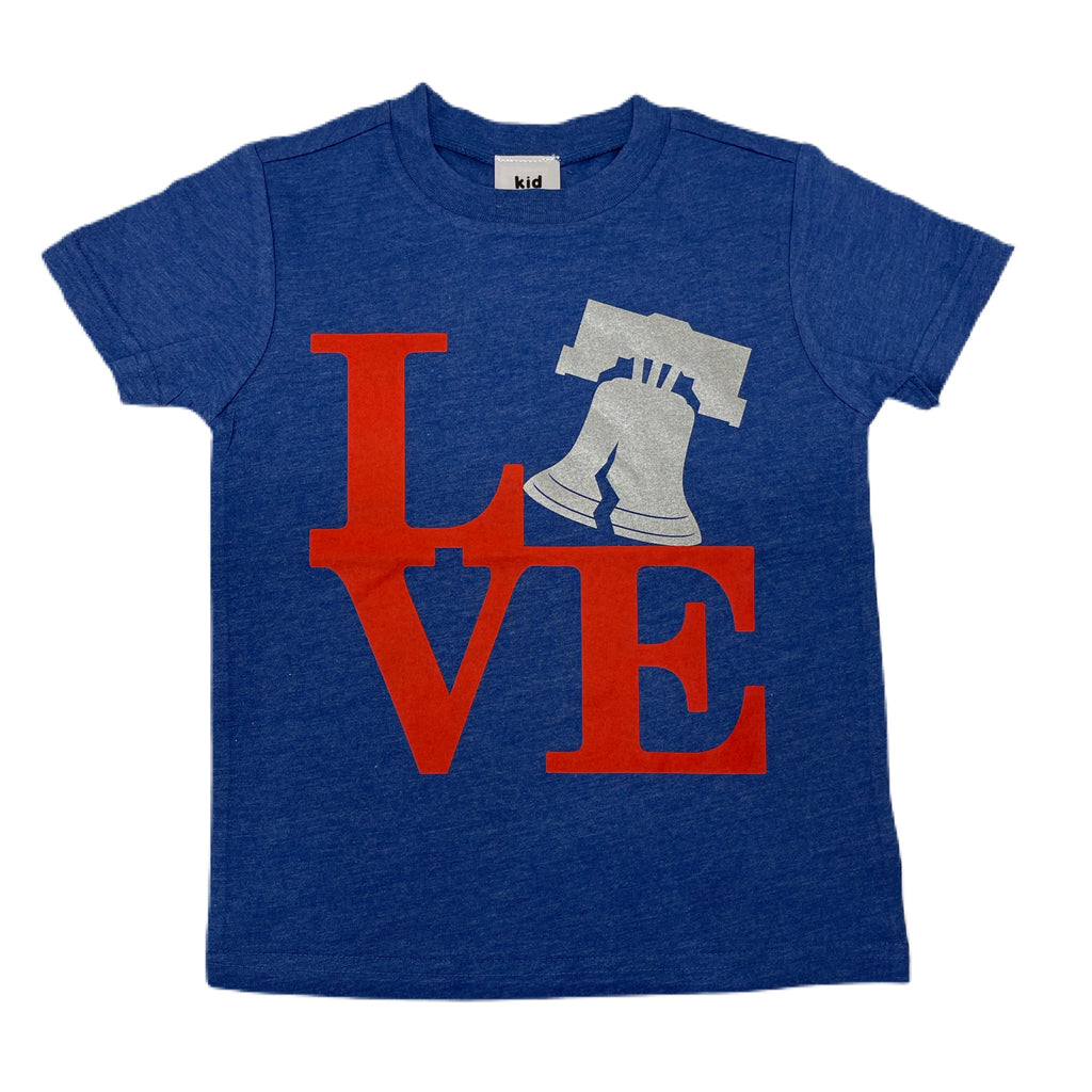 LOVE Liberty Bell Toddler Tee