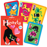 Eeboo hearts playing cards