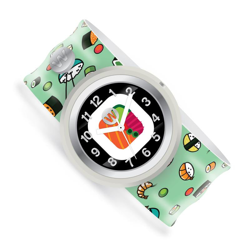 Watchitude Slap Watch ~ Sushi