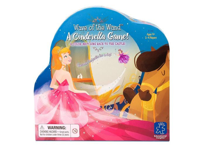 "Educational Insights Wave of the Wand  ""A Cinderella Game"""