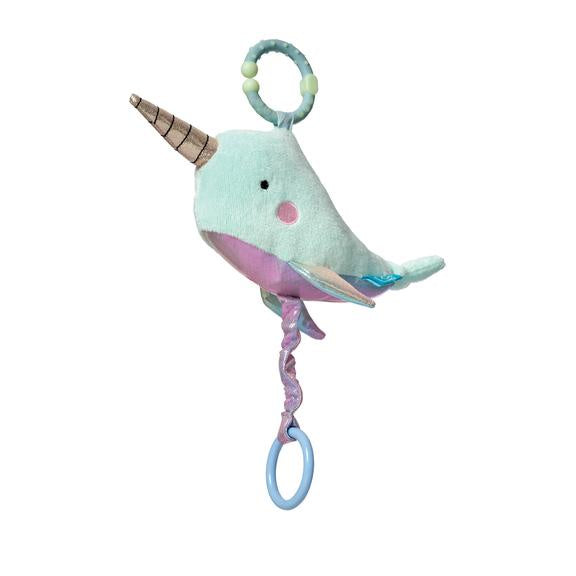 ManhattanToy Under The Sea Narwhal