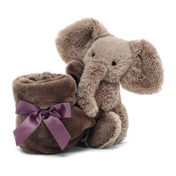 Jellycat Smudge Elephant Soother