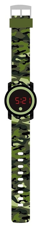 TopTrenz LED Watch ~ Camo