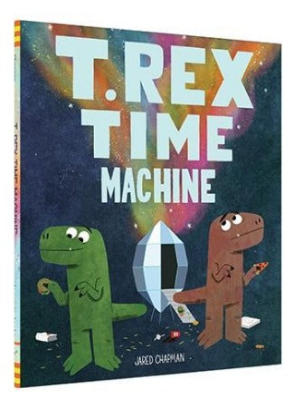 Chronicle T Rex Time Machine