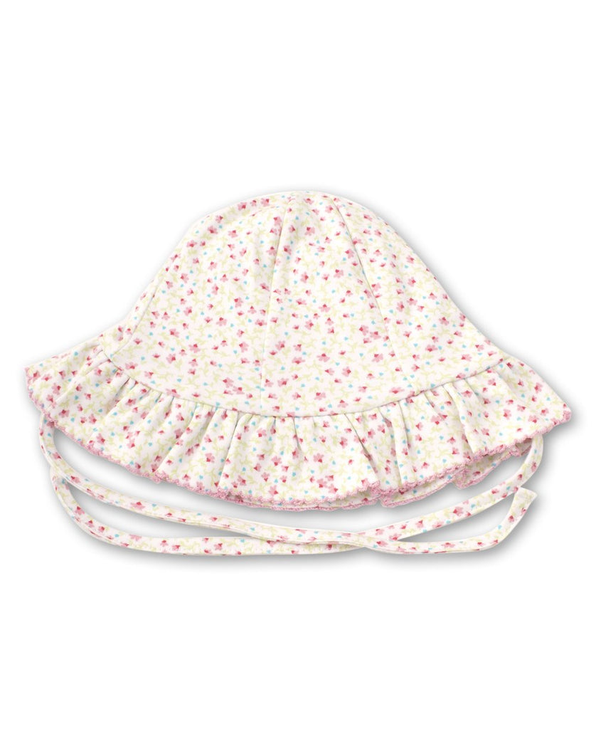 Kissy Kissy Floppy Hat ~ Spring Whispers (pink)