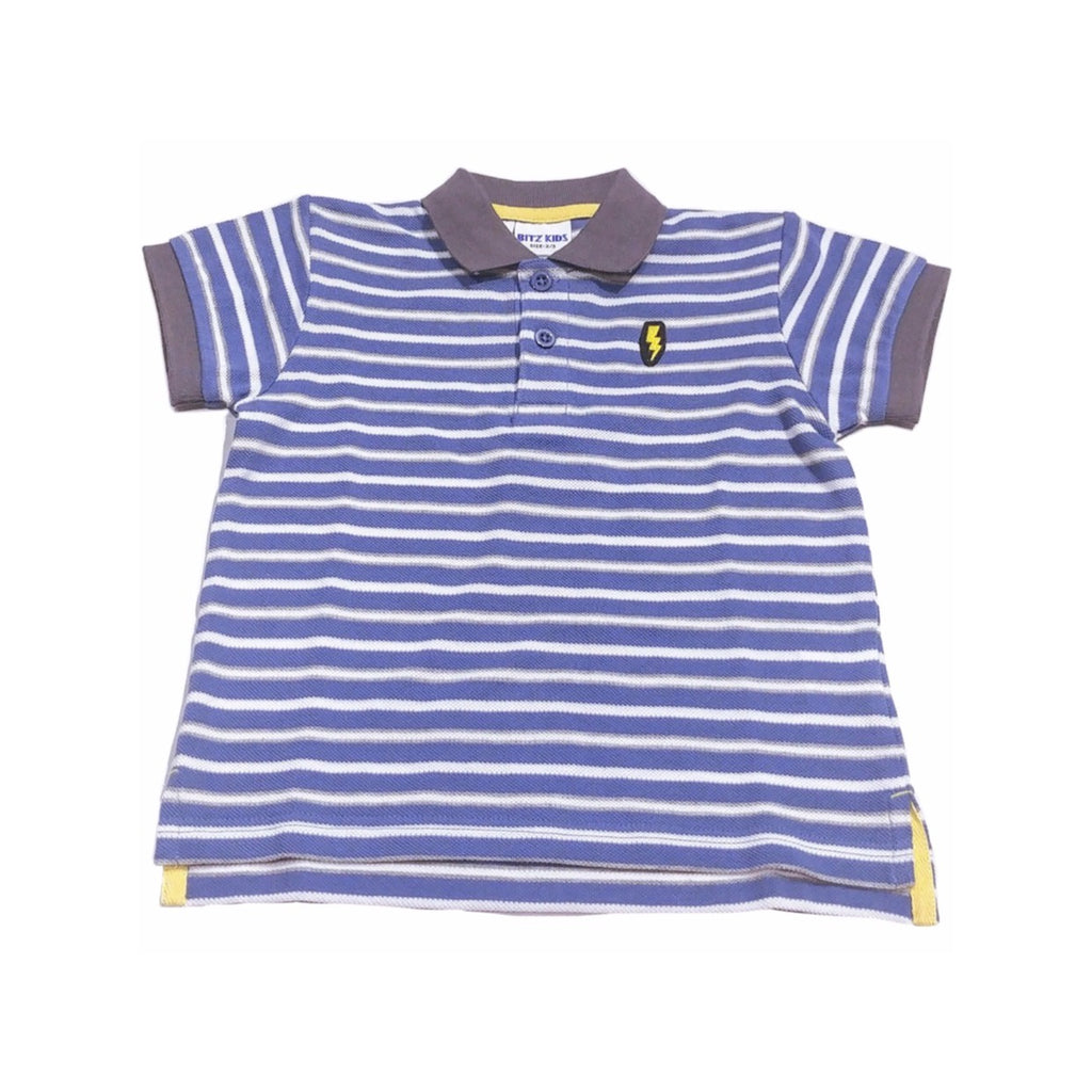 Bitz Kids Stripe Polo boy 7150