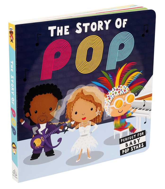 Simon & Schuster Story of Pop