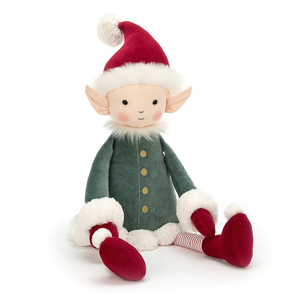 Jellycat Leffy Elf ~ Large