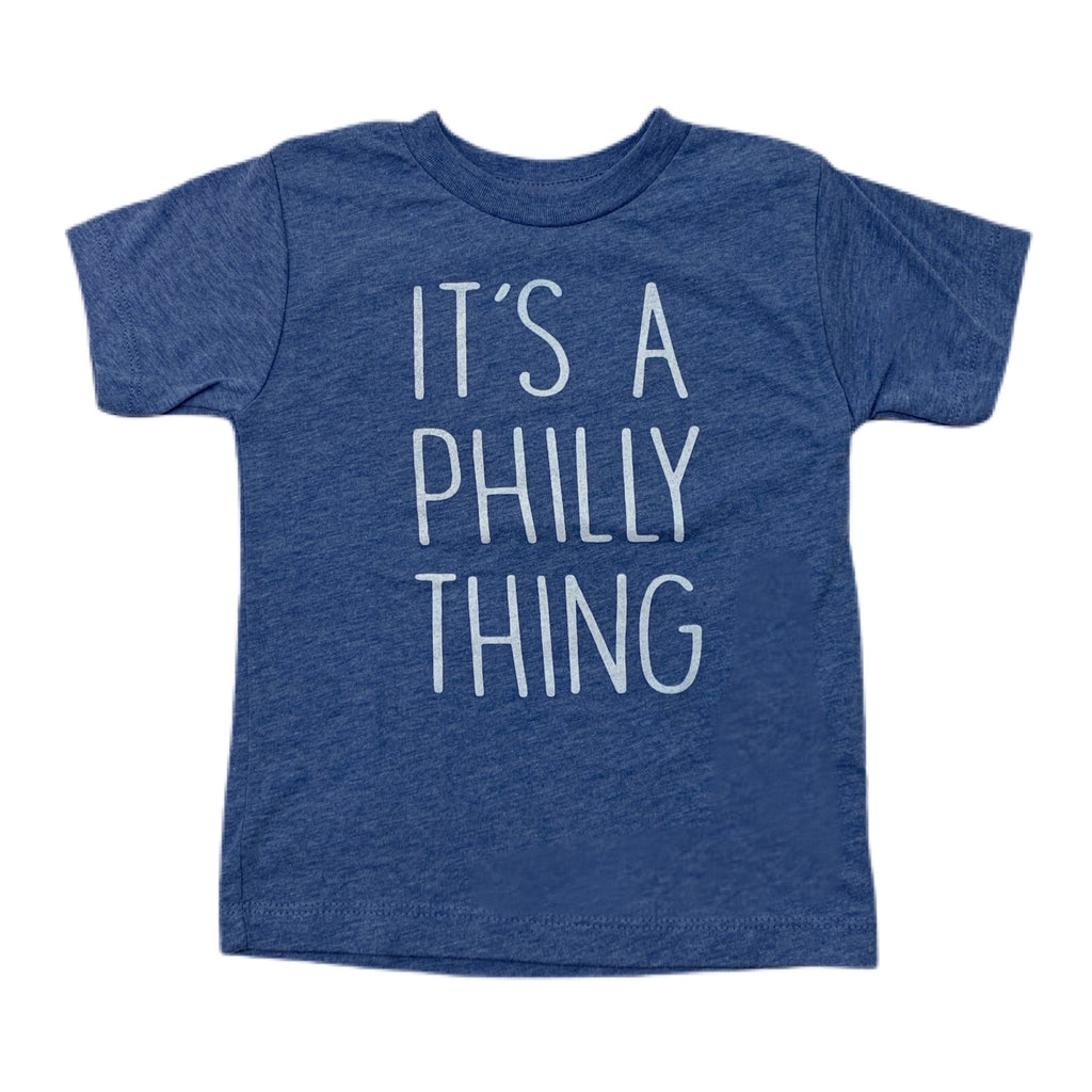 It's a Philly Thing Baby Tee