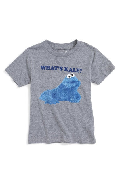 Cookie Monster - What's Kale? Tee