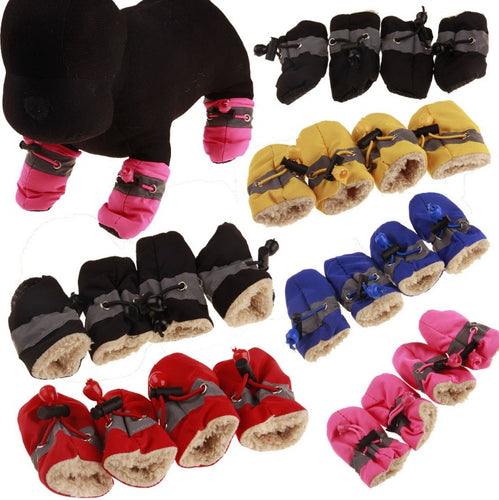 Comfortable dog shoes ,pull on easy fit and colours available
