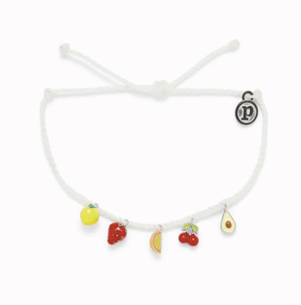 Fruit Charms Bracelet