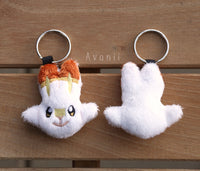 Scorbunny / Fire Rabbit - Soft Charm / Keychain Plush