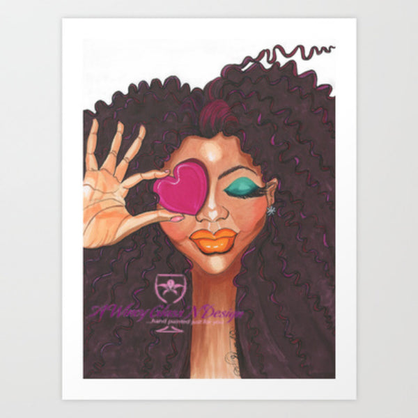 Fashion Wall Art Prints