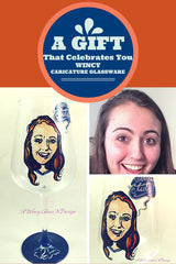 A_Gift_That_Celebrates_You_Wincy_Caricature_Glassware
