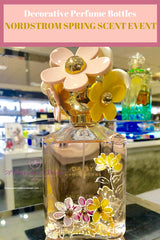 Decorative_Perfume_Bottles_Nordstrom Spring Scent_Event