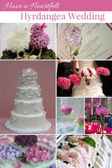 Hydrangea Wedding Inspiration