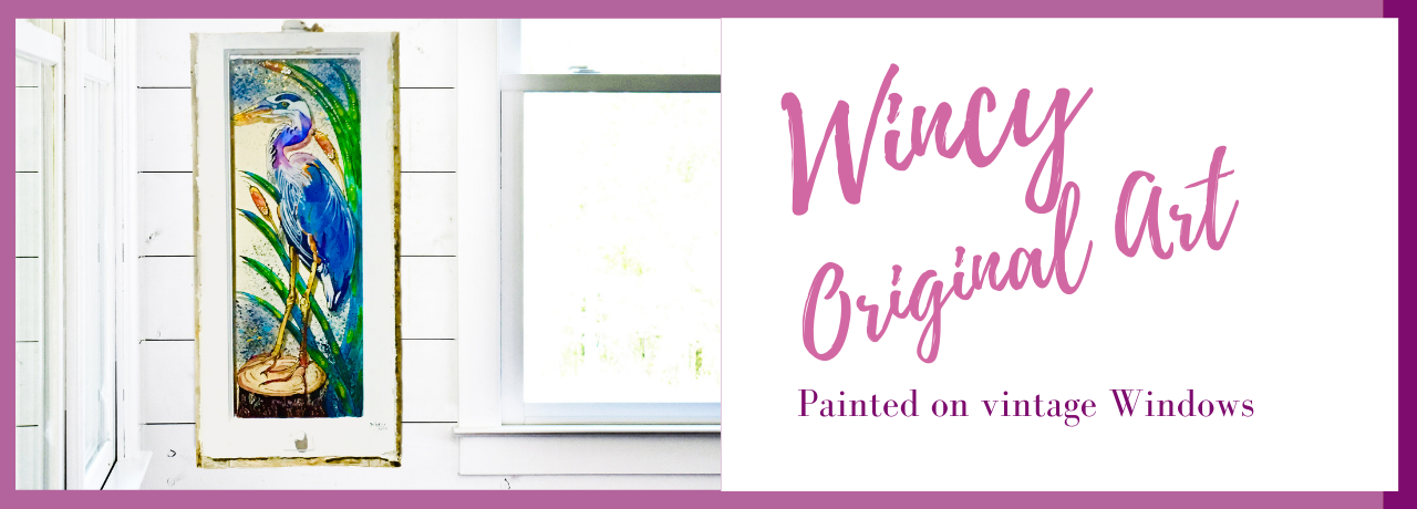 Wincy_original_Art_On_Vintage_Windows