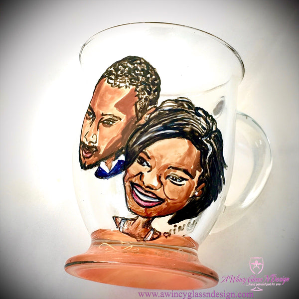 Hand_Painted_Caricature_Glass_Mug