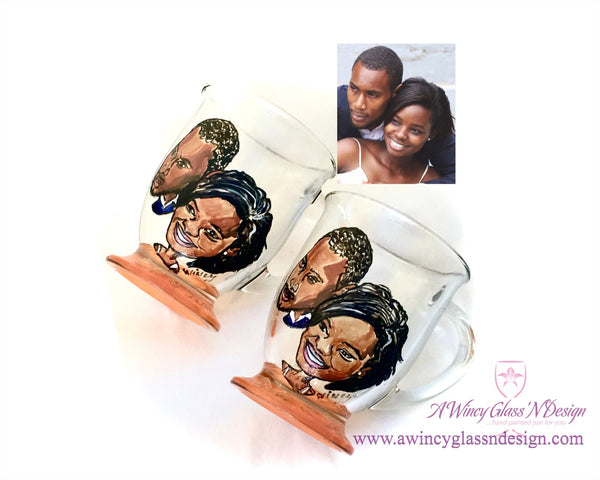 Hand_Painted_Caricature_Glass_Mugs