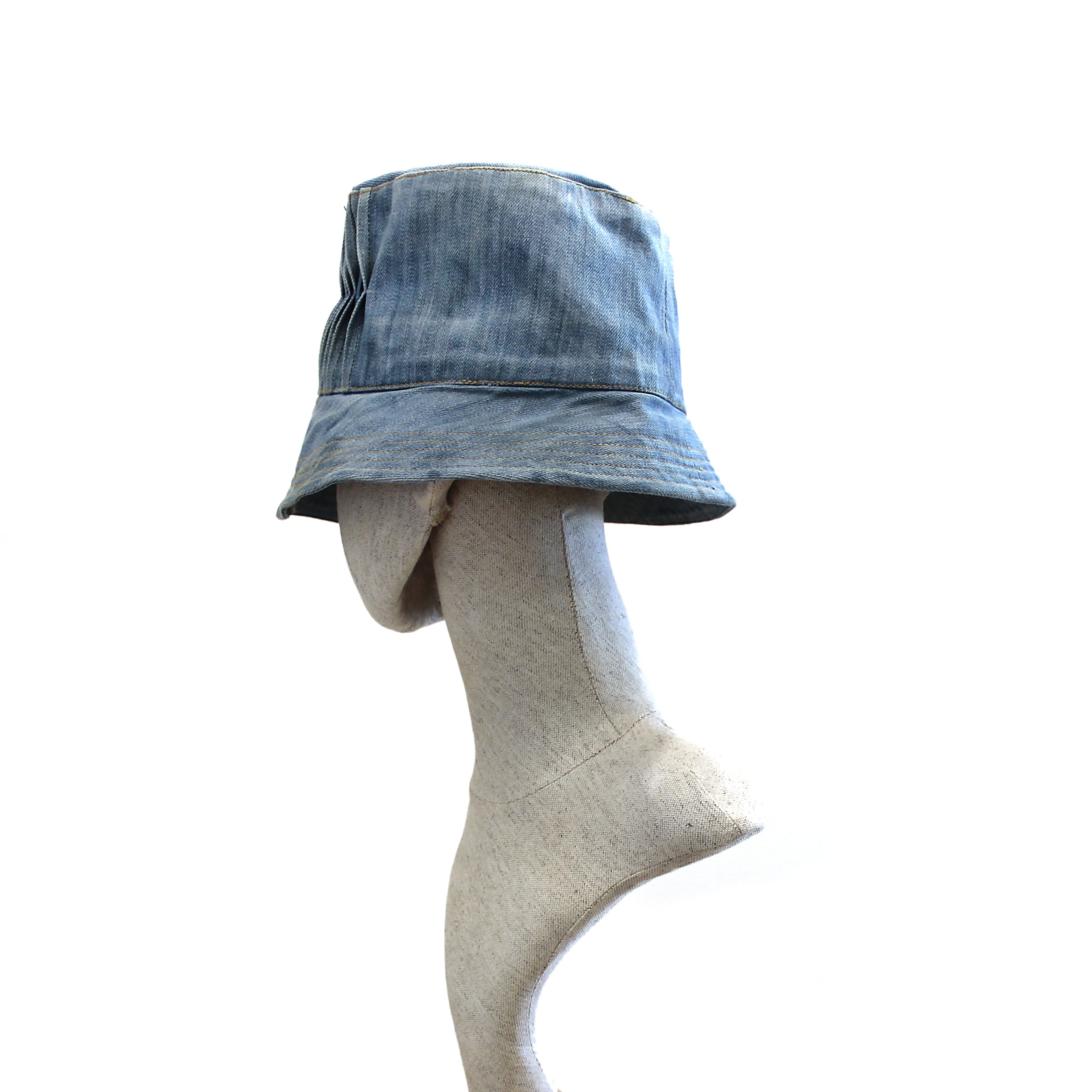 Bucket hat with Gills