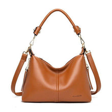 Load image into Gallery viewer, High Quality Soft Leather Small Hobo Handbags Women Crossbody Bags Shoulder Bag v15 - EUFASHIONBAGS