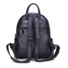 Load image into Gallery viewer, Fashion Genuine Cowhide Leather Women Backpack Travel School Shopping Bag z39 - EUFASHIONBAGS