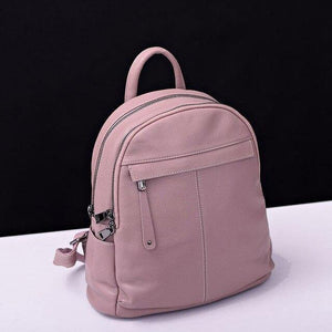 Fashion Genuine Cowhide Leather Women Backpack Travel School Shopping Bag z39 - EUFASHIONBAGS