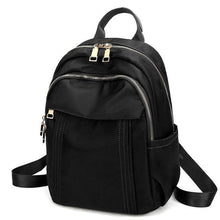 Load image into Gallery viewer, Waterproof Nylon Women's Backpack Large Capacity Lady Knapsack Casual Teenager School Bags Z12 - EUFASHIONBAGS