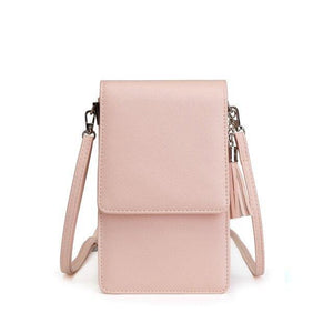 Women Colorful Cellphone Bag Fashion Daily Use Card Holder Small Summer Shoulder Bag - EUFASHIONBAGS