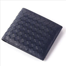 Load image into Gallery viewer, SheepSkin Knitting Men Wallet Fashion Men's Purses - EUFASHIONBAGS