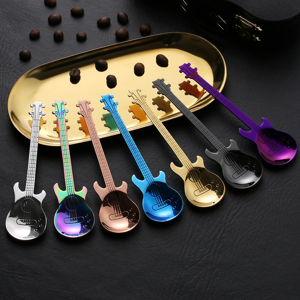 The Guitar Spoon (FREE Shipping)