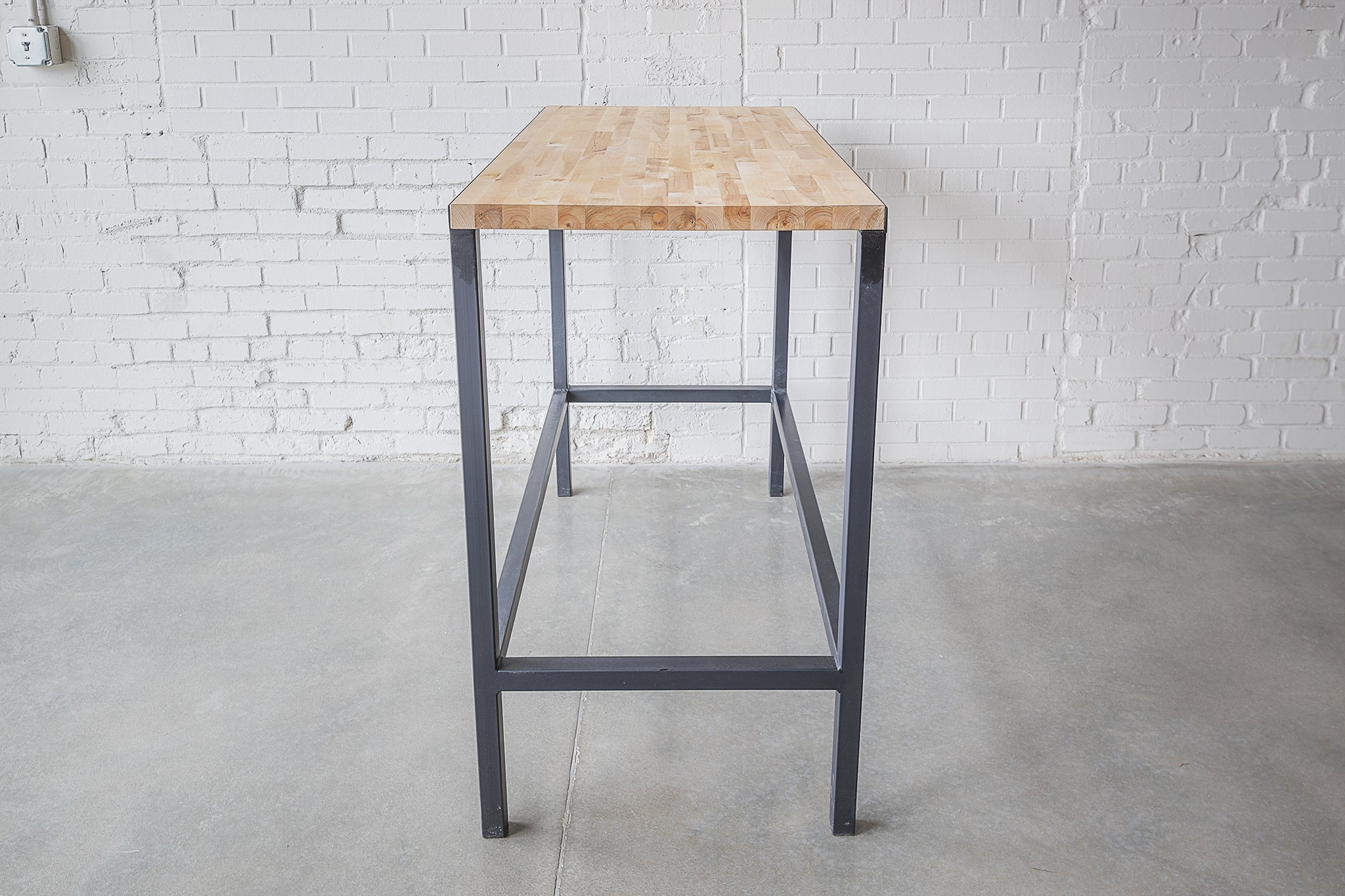Flange High-Top Table