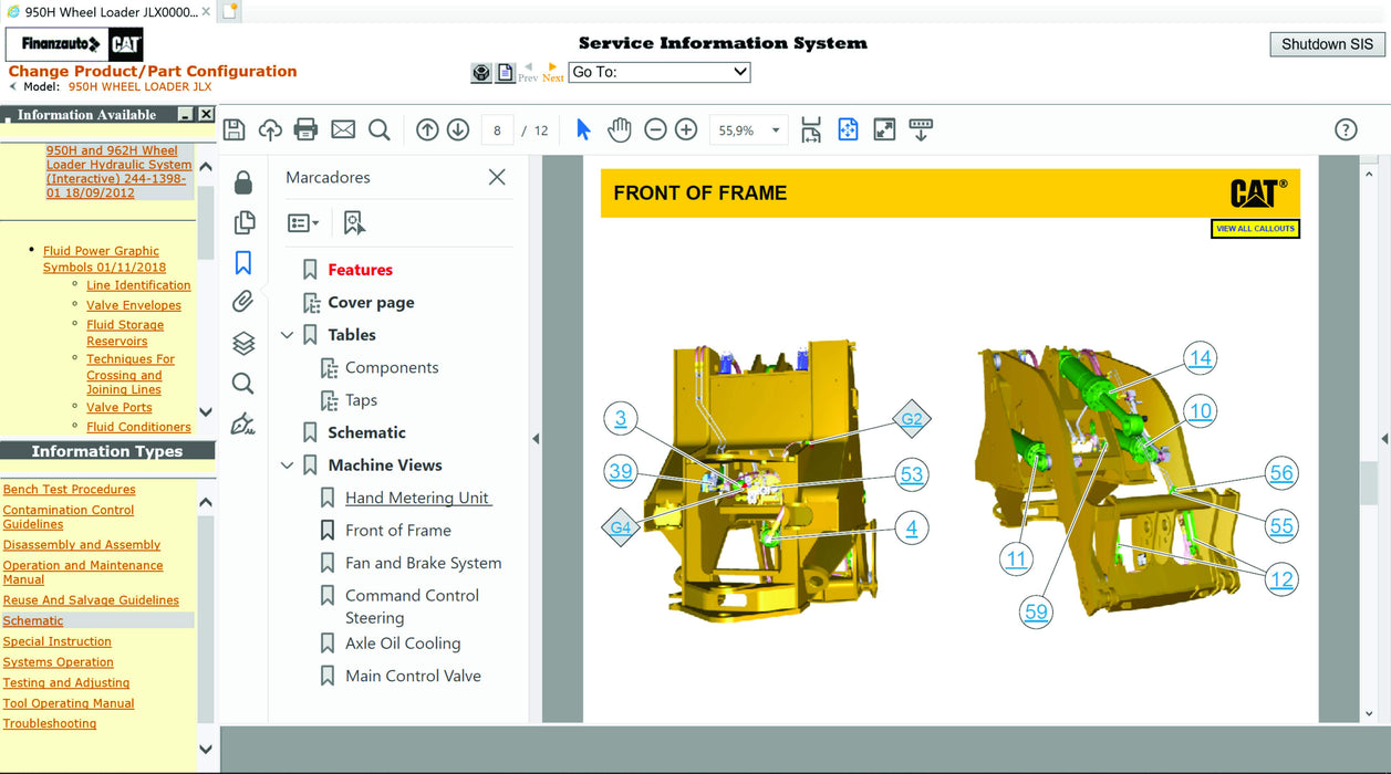SIS 2019 New Version! For Caterpilllar Last Update 07/2019 Epc & Service Information - Include Flash Files 2017 - Full Online Installation & Activation Service !