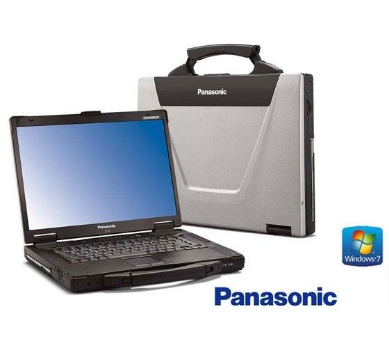 DENSO Complete Diagnostics Kit With PYTHON Diagnostic Adapter & CF-52 Laptop With Latest Software Denso DST-PC 10.0.1 [2019]