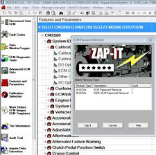 Insite 8.6 Pro Latest 2020 - Cummins Diagnostic Software -Pro License & Ecm Password Removal ZAP -IT + Fleet Calibration !