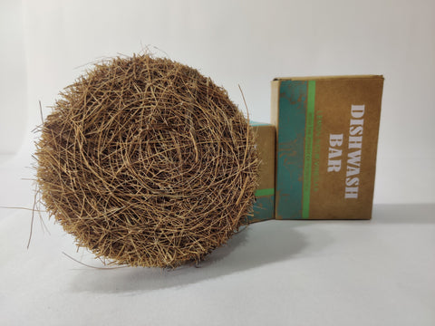 Coconut Coir Utensil and Dish Washing Pads or Scrubs