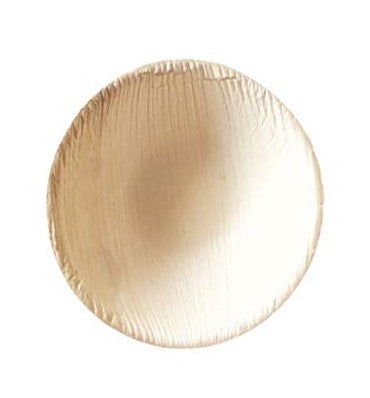 Palm Leaf Round Bowl 3.5