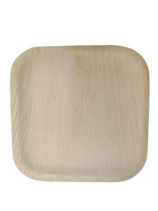 Palm leaf plate 6 inch disposable plate