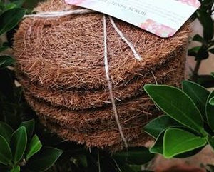 Coconut Coir Utensil Scrub bundle