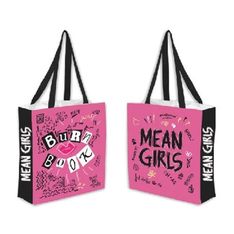 MEAN GIRLS Reusable Tote Bag